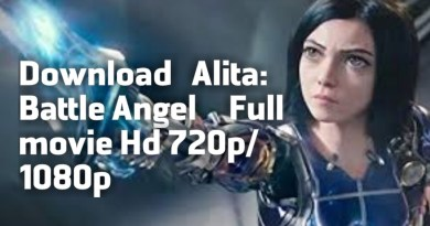 Download Alita Battle Angel Full movie Hd 720p/1080p thumb