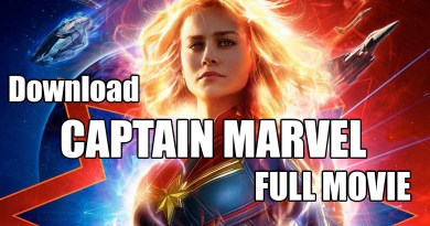 Download CAPTAIN MARVEL 2019 Full Movie