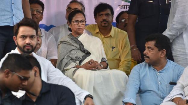 "BJP will going to send 10 lakh "" Jai Shree Ram "" postcard to Mamta Banerjee"