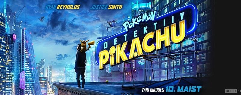 Download Pokémon Detective Pikachu Full Movie