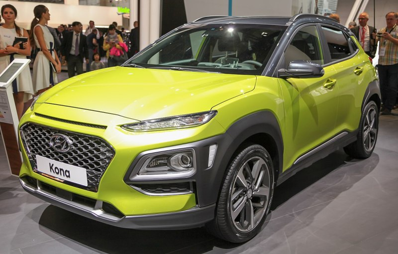 Hyundai New Electric Car Kona Launch On July 9 In India