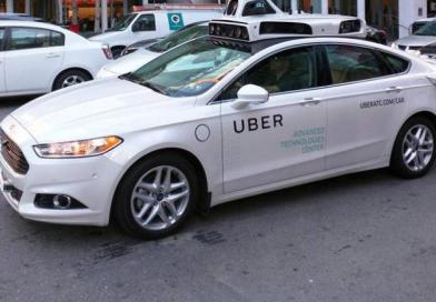 Uber will Show their new self-driving Volvo car