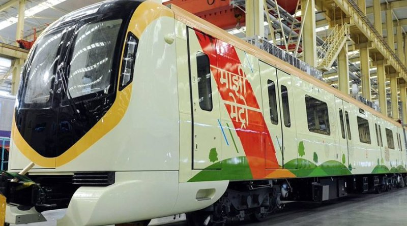 """Nagpur Metro the """"greenest metro"""" In the country"""
