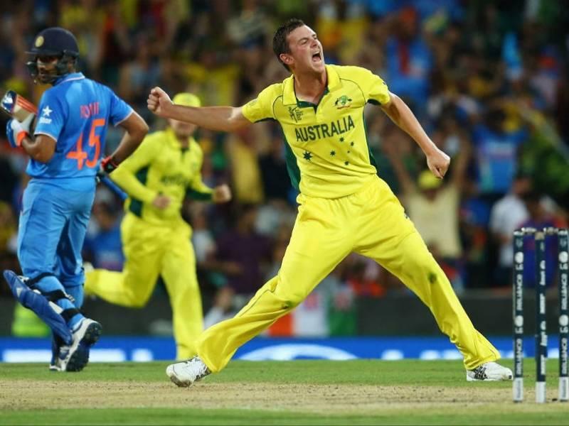 India Beats Austrlia by 36 Runs