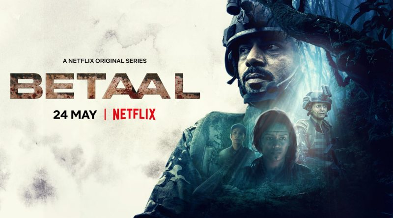 Download Netflix Betaal Web Series All Episodes in 480p/720p
