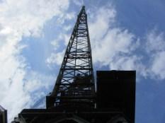 Crane at Isleworth