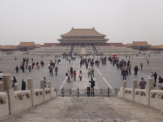 A Week in Beijing
