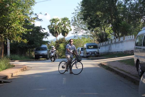 Luang Prabang by Bike