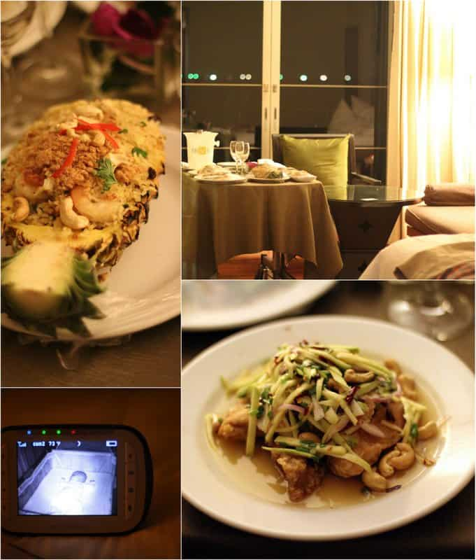 Dinner Hua Hin