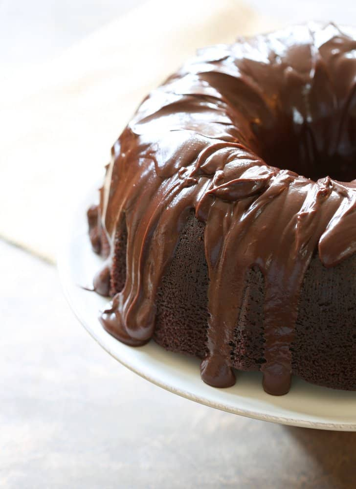 How Long Can Chocolate Cake Be Out Of The Fridge