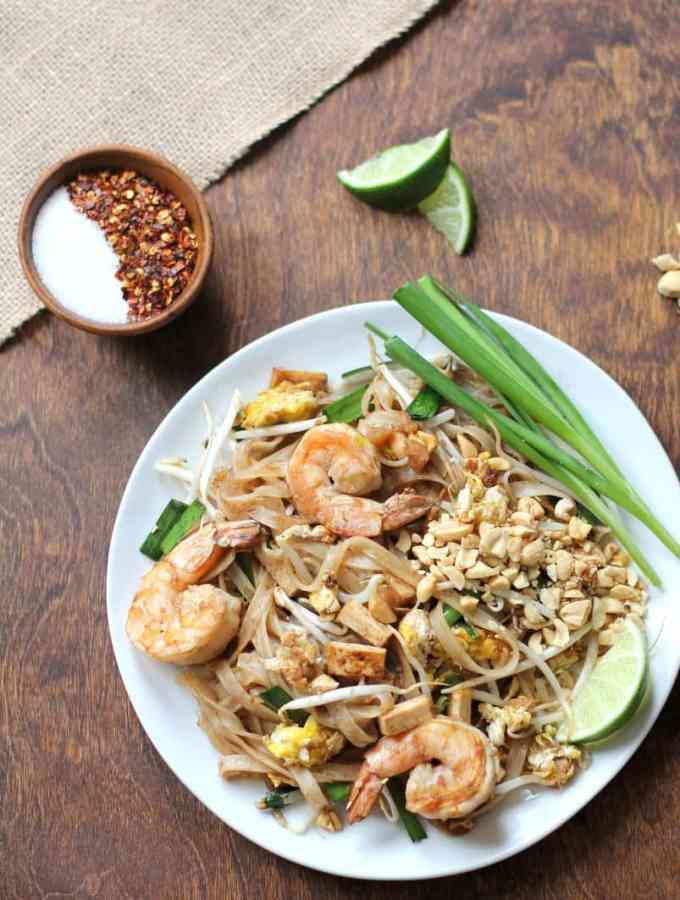 How to Make Authentic Pad Thai