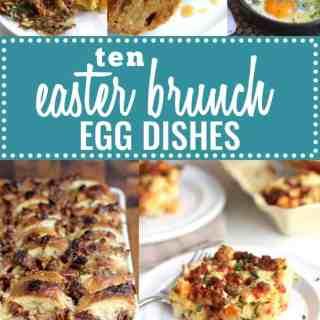 10 Delicious Egg Recipes for Easter Brunch