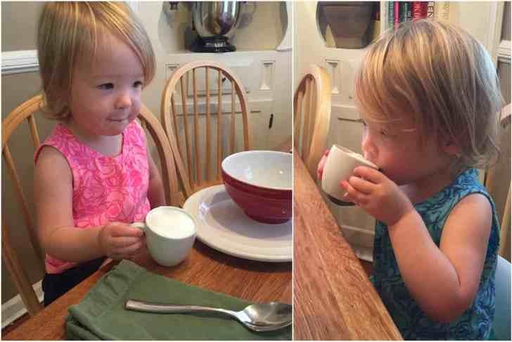 Baby Cappuccinos