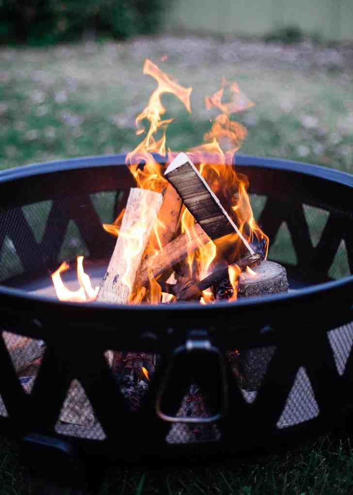 Fire Pit 2016