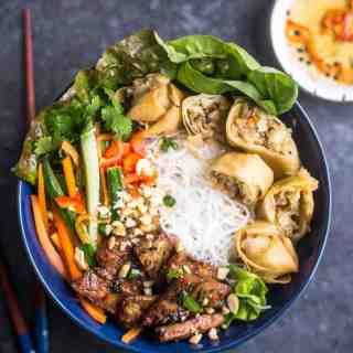 Vietnamese Noodle Bowls