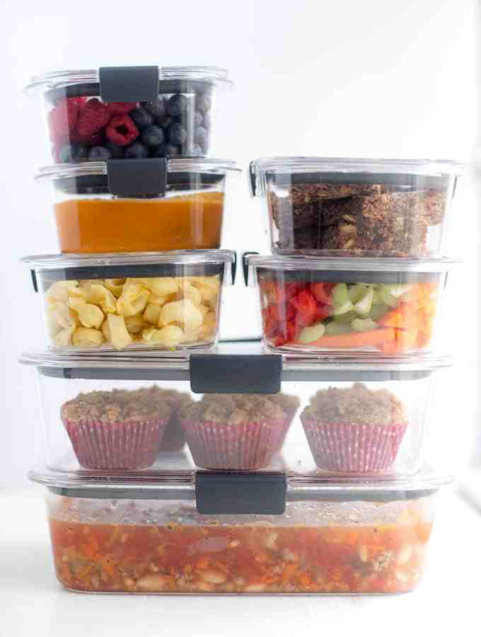 Meal Prep Basics – Simple, Healthy Meals for a Busy Family