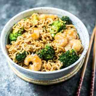 Teriyaki Noodle Bowls