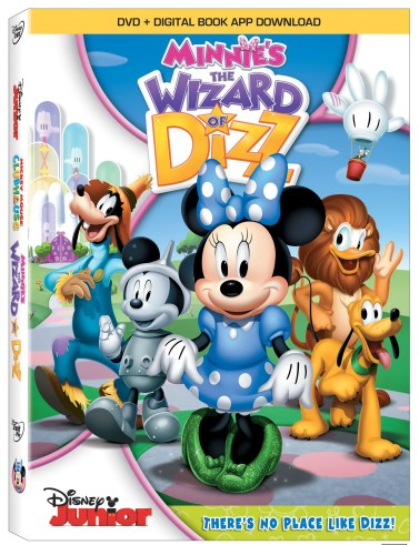 Mickey Mouse Clubhouse Minnie's Wizard of Dizz