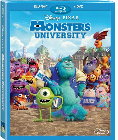 Monsters University Collectors Edition Box