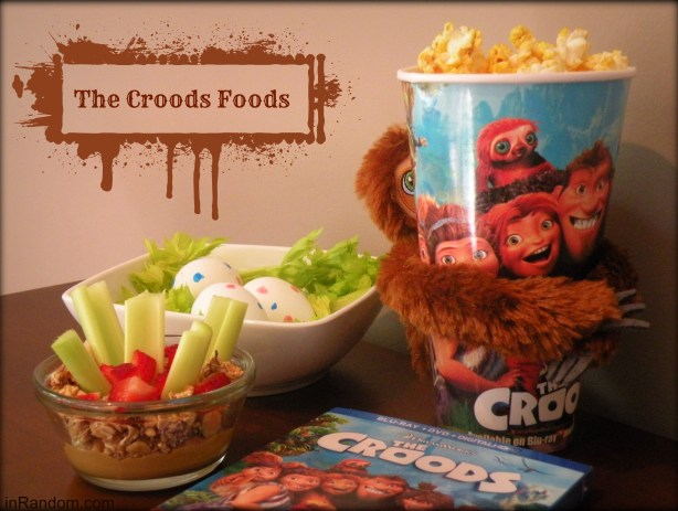 croods foods