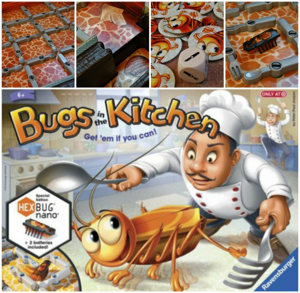 Bugs in the Kitchen by Ravensburger