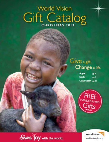 World Vision Catalog Christmas