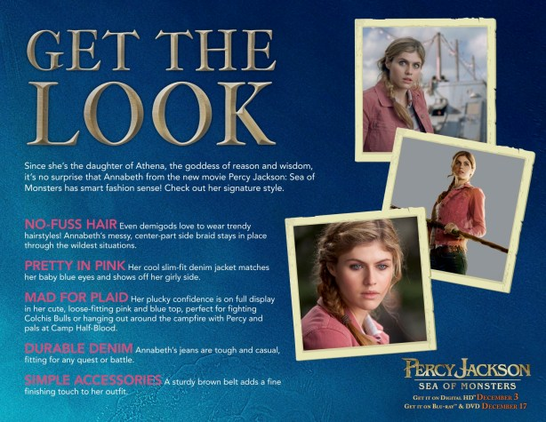 Get the Look Activity Sheet