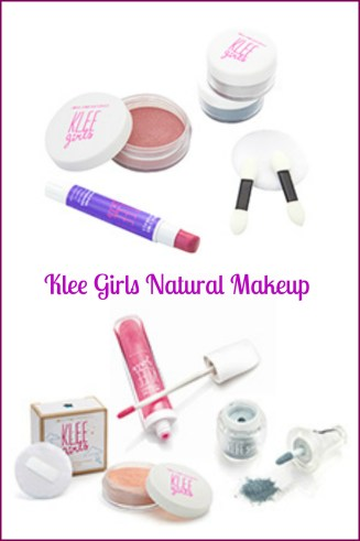 Klee Girls Natural Makeup