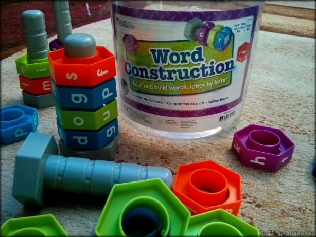 Learning Resources Word Construction