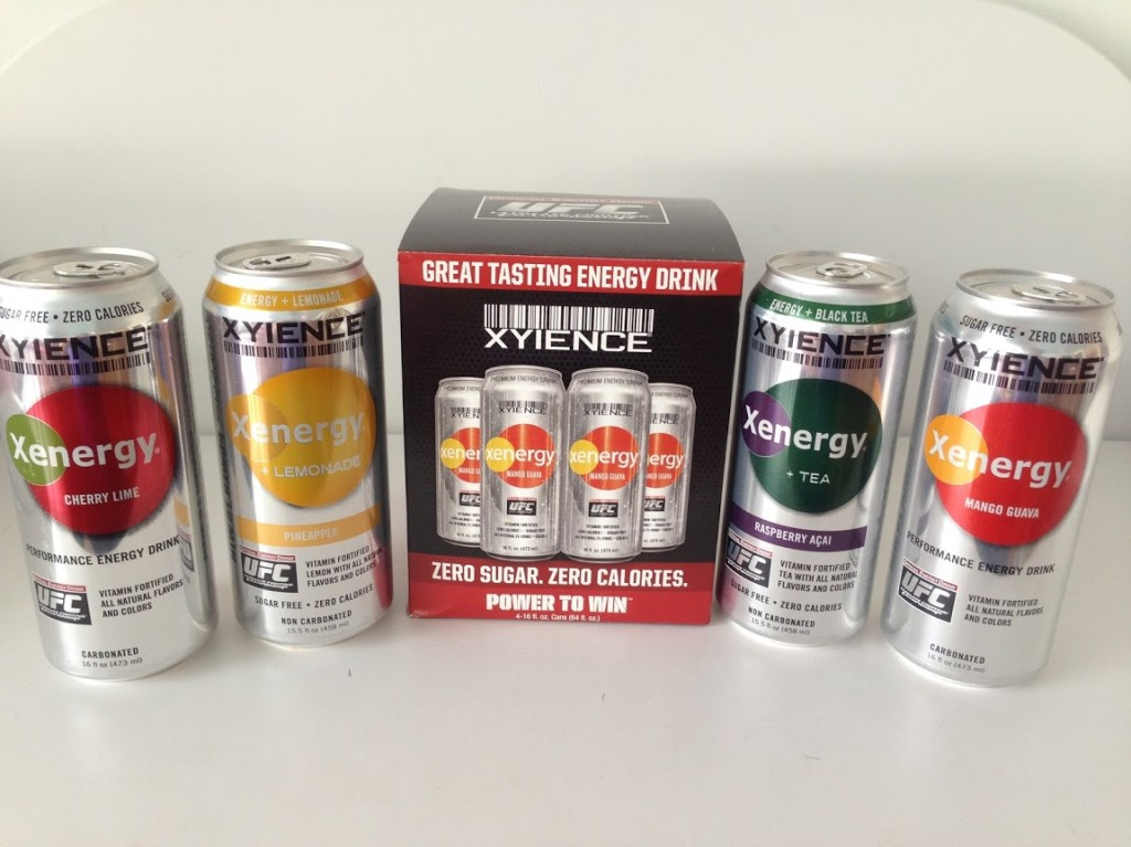 XYIENCE Offers Energy Drinks and Sports Nutrition for all ...