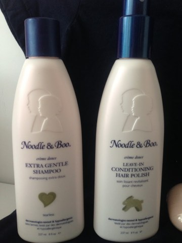 Noodle & Boo Gentle Shampoo Conditioning Polish