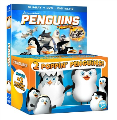 Penguins of Madagascar Easter Pack
