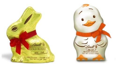 Lindt Easter Chick
