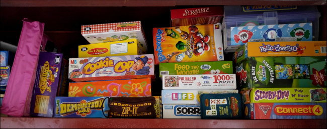 Stock Up on Board Games