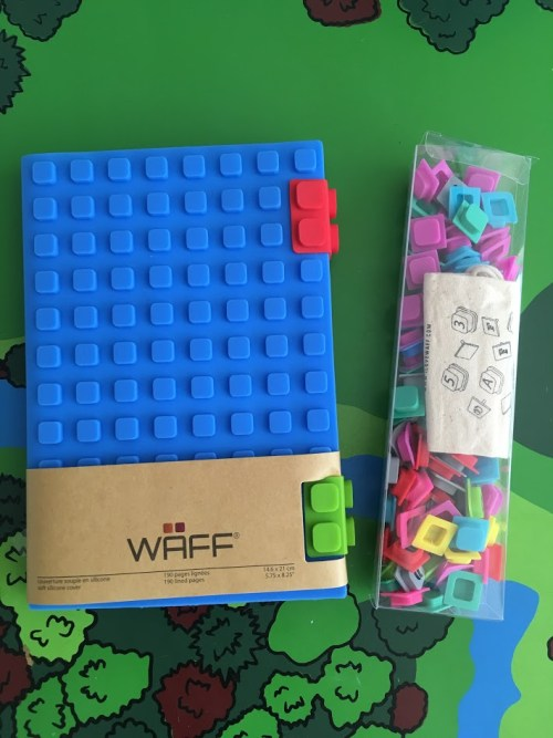 WAFF Combo - Blue / Large