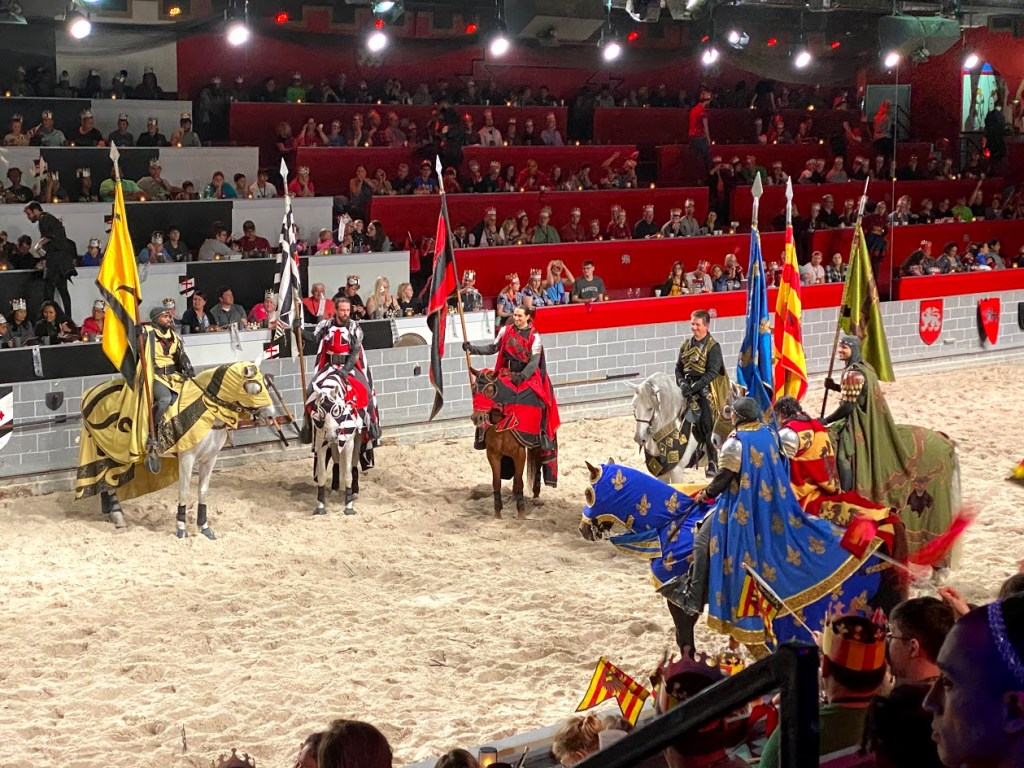 Celebrate the Holidays With Medieval Times Dinner & Tournament