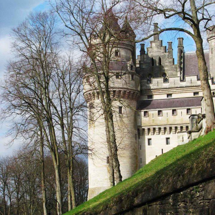 Pierrefonds, balade en château imaginaire