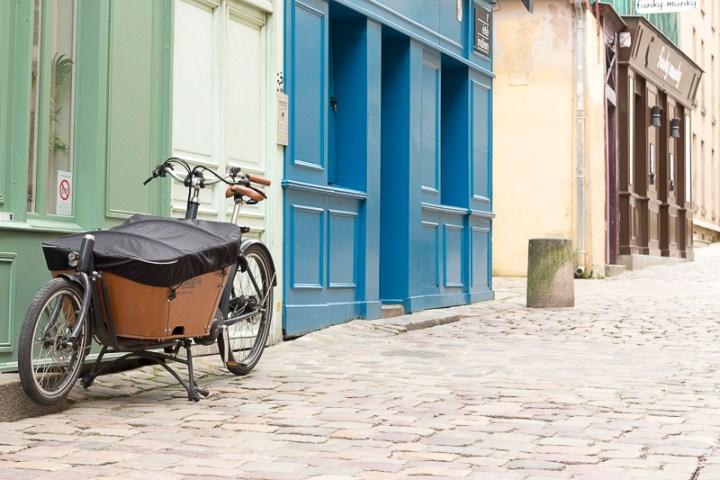 rue Saint-Mélaine à Rennes