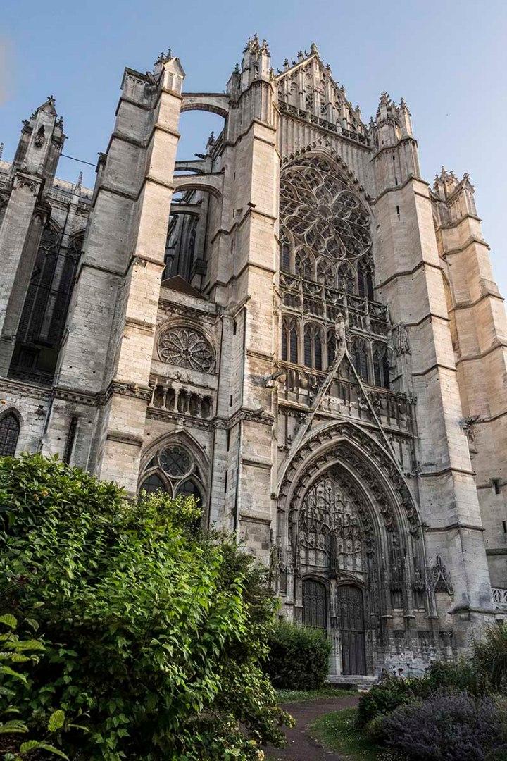 cathédrale Saint-Pierre de Beauvais - transept Nord