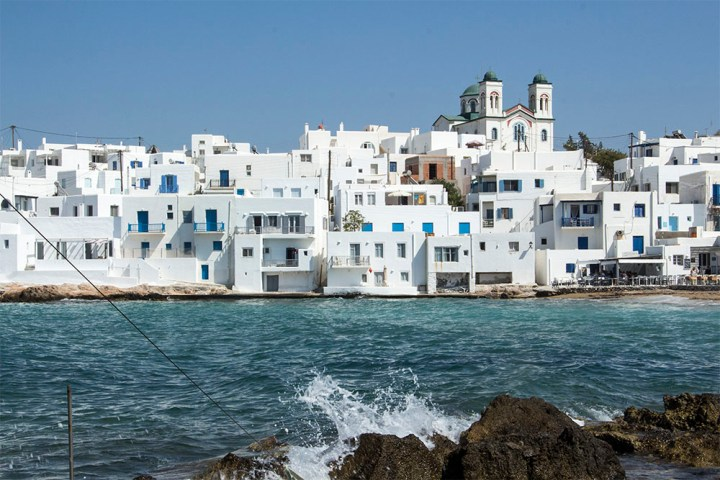 Paros : le guide alternatif et totalement subjectif