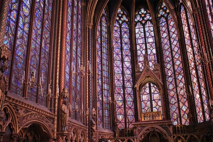 Ce jour-là… Récit d'une virée dans le Paris gothique