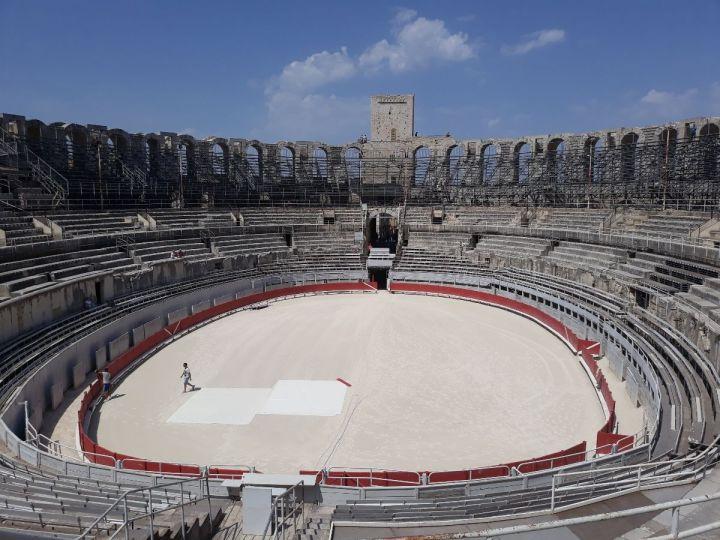 Arles, panem et circenses