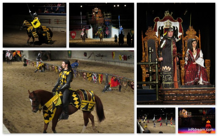 Medieval Times Toronto Castle Review