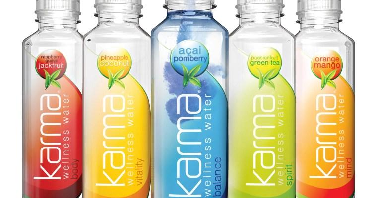Water With Benifits: Karma Wellness Water Review @drinkkarma #drinkkarma