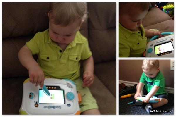 Vtech InnoTAB 3 Baby Review