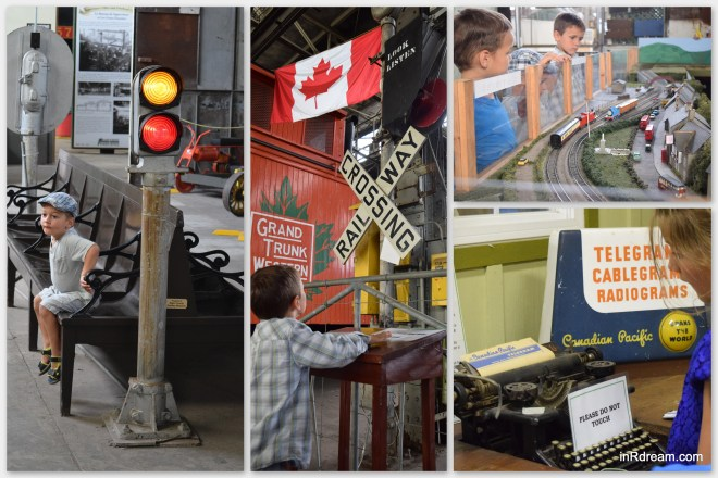 Elgin County Railway Museum Day Out With Thomas St Thomas Ontario