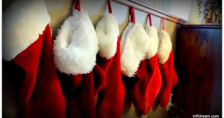 The Tradition of Stockings Plus Practical and Unexpected Stuffers