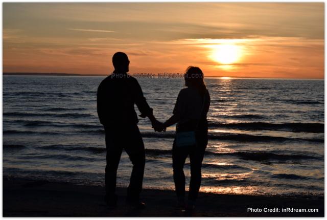Self-care, Wasaga Beach Sunset, Ontario Family Road Trip, Kidtographer