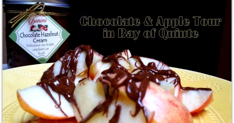 ABC's of Bay of Quinte Tours. Apples, Beer, Cheese, Chocolate… & More!