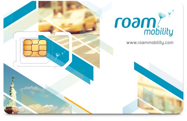 Roam Mobility USA data plans for canadians